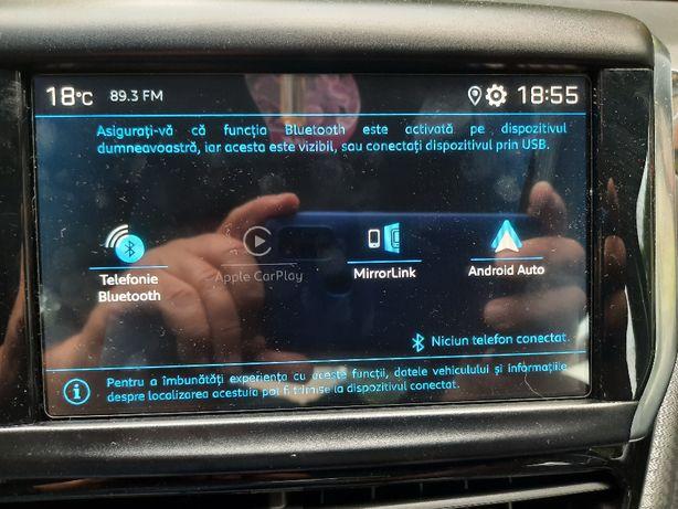 RCC NAC navigatie Peugeot 208 508 2008 inlocuieste RT6