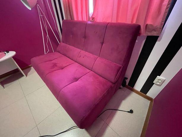 Мягкий мини диван
