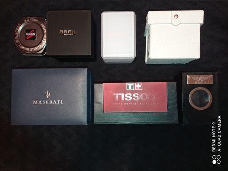 Cutii ceasuri originale FOSSIL,GUESS,TISSOT,MASERATI,Dkny,Seiko,Sector