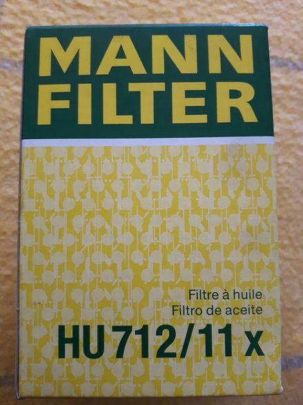 MANN маслен филтър