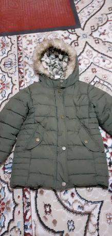Кыстык куртка. Кыз балага