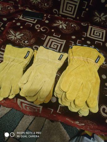 Mănuși termice piele