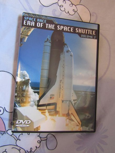DVD era of the space shuttle