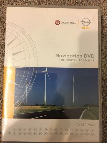 Dvd 90 navi,opel-vauxhall,Romania