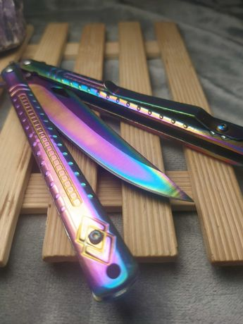 Butterfly knife / нож