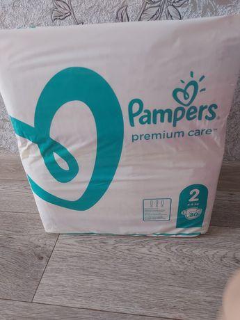Подгузники Pampers 80 шт размер 2