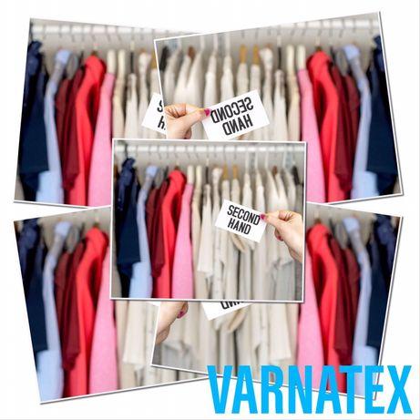 Склад за дрехи втора употреба VARNATEX.