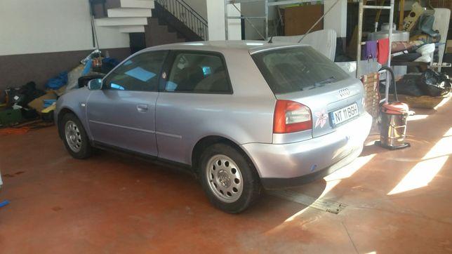 Vand Audi A3,1,9Tdi,2002