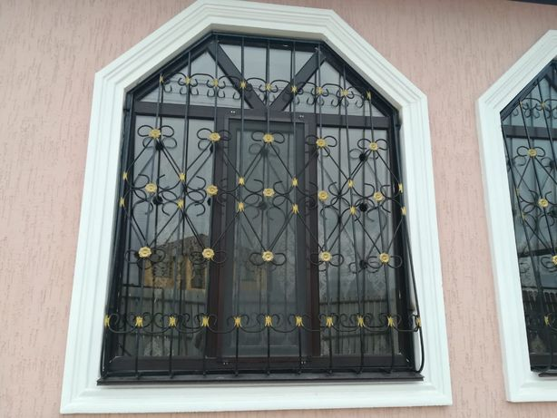Решетка на окна на заказ кв метр от дешёвых до элитных