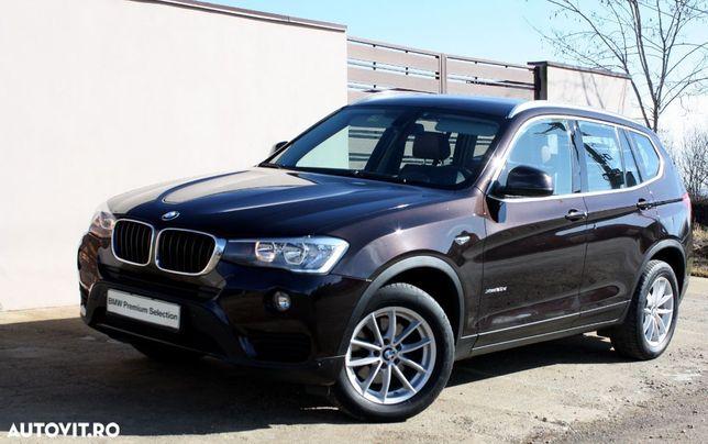 BMW X3 X drive / Navig / Int. PIELE / KM REALI