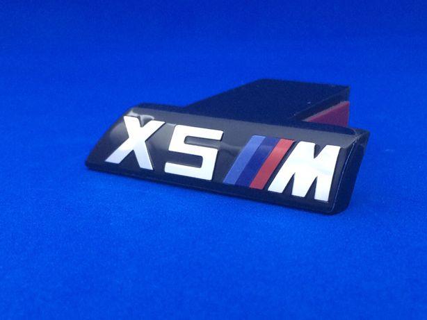 Emblema BMW X5M grila E70