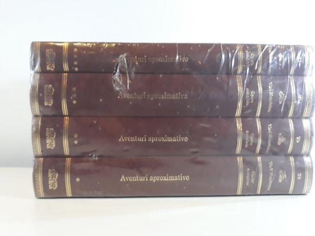 Colectia Adevarul de lux - Set Vald Musatescu ( 5 volume) -CARTI NOI