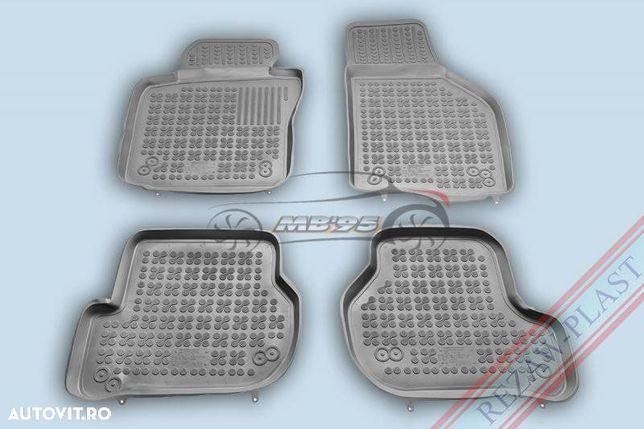 Covorase Auto Cauciuc Tavita VW Scirocco III din 2008 pana in 2017 Gri Covorase Auto Cauciuc Tavita VW Scirocco III din 2008 pana in 2017 Gri
