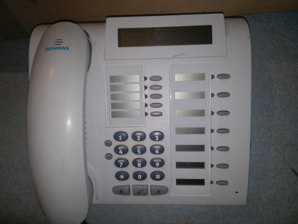 Цифрови IP телефони Siemens OptiPoint 420 и OptiPoint 500 за части.