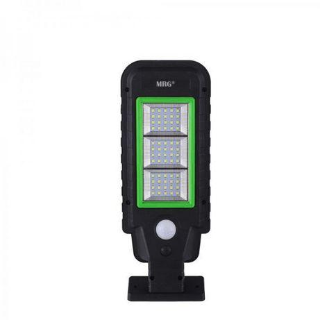 Lampa solara stradala MRG A-HS-8011A, Panou solar, 60 LED