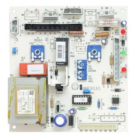 Placa electronica pentru centrala termica Immergas ZEUS 24 MAIOR