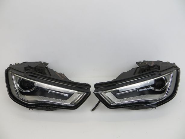 AUDI A3 8V0 8V XENON LED far faruri modul droser calculator