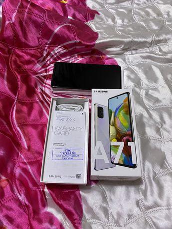 Samsung Galaxy A71 128gb White новый