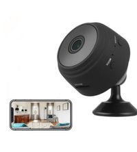 Camera spion Cameră ascunsă wireless WiFi Cameră foto HD 1080P mini