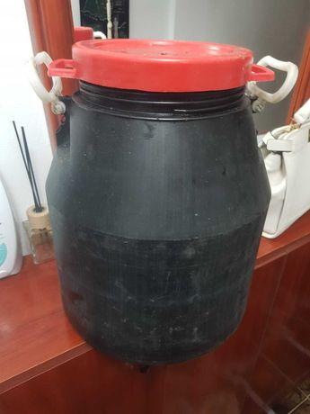 Bidoane plastic de 20 litri (50 buc)