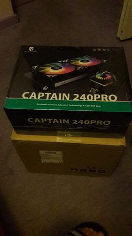 DEEPCOOL Captain 240Pro Addressable RGB