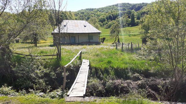 Vand casa , grădina si grajd