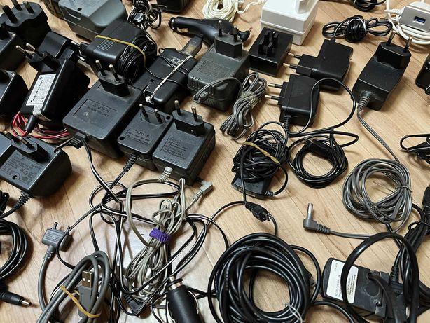 Блоки питания, зарядки, шнуры, USB кабели (Nokia, Panasonic и др.)