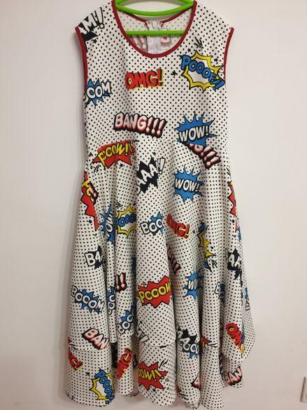 детска рокля на известна марка