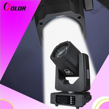 4 buc 80W LED Beam Moving Head wash