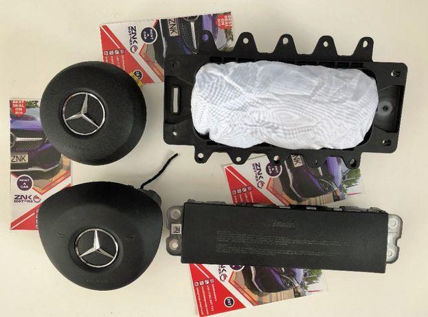 Mercedes Benz w213 w213 e class a177 w177 a class airbag volan pasager