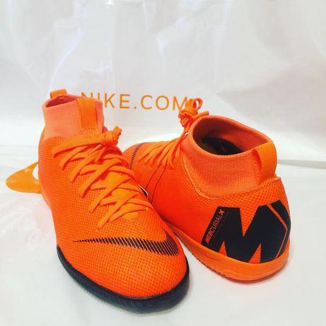 Оригинал NIKE сороконожки, футзалки, бутсы, обувь для футбола