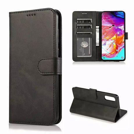 Кожен Калъф Тефтер за Samsung Galaxy A20e с магнит / 360 Градуса