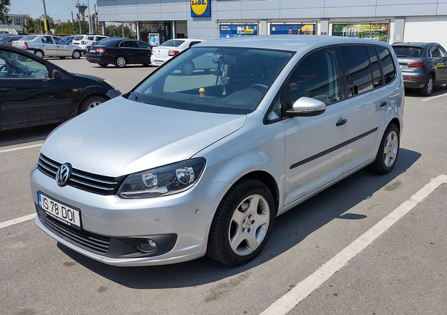 Volkswagen Touran , 1.6 TDI, 7 locuri, 2013