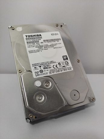 "Жесткий диск Toshiba 3,5""/ 2000GB/ 7200 об/м/ SATA 6Gb/s"