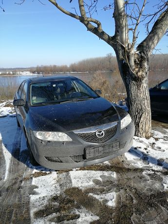 Mazda 6 2.0д 136 на части