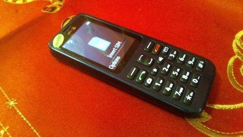 Telefon DORO DFB-0070, 3G compatibil DIGI/RDS, meniu romana