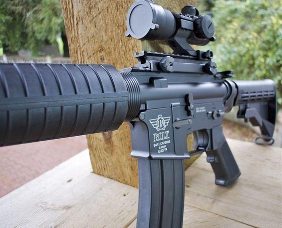 Pusca ULTRA PUTERNICA Ieftina !! Luneta inclusa Airsoft Spring pistol