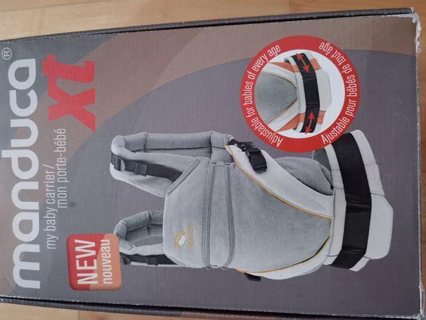Manduca XT - Grey Orange + protecție
