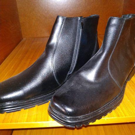 Ботинки мужские форменные