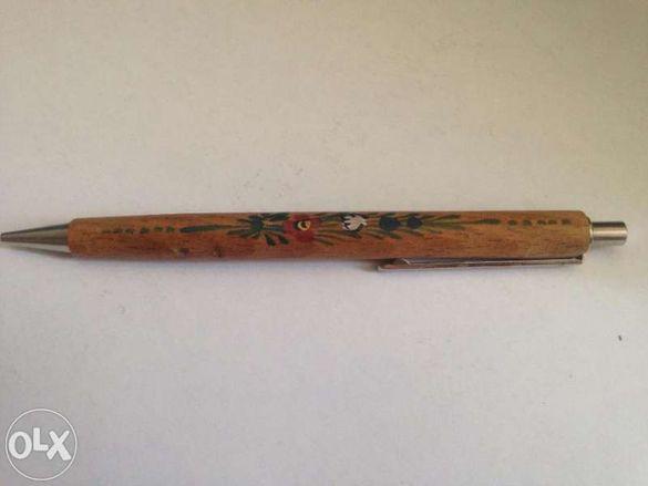 Колекционерска дървена химикалка