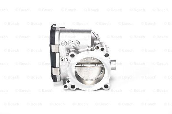 Дроселова клапа за Мерцедес Ц класа /w203/ -компресор