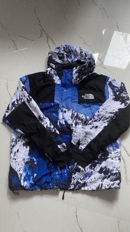 Куртка tnf x supreme fake