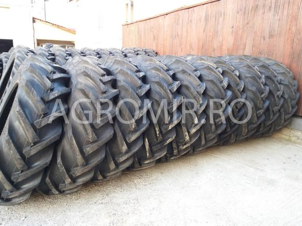 12.4-28 anvelope agricole noi cu garantie OFERTA 14 ply LIOVRAM RAPID