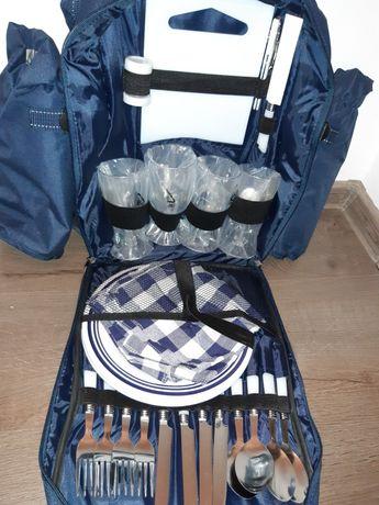 Rucsac picnic termozolant 4 persoane -NOU