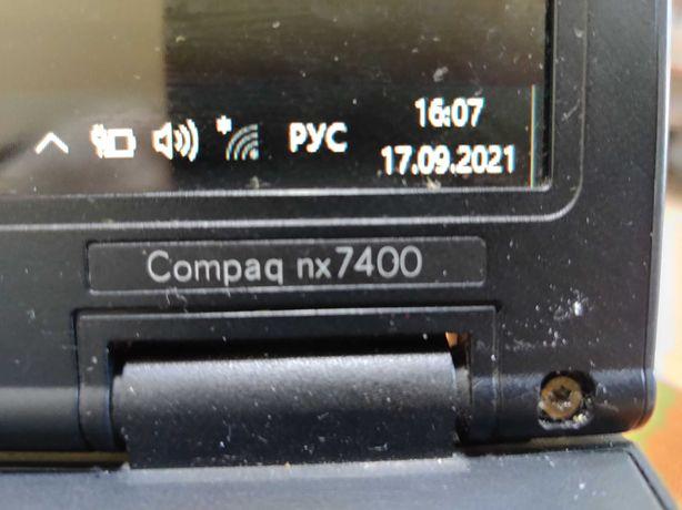 Ноутбук HP Compaq 6720S, Compaq nx6310, Compaq nx7400