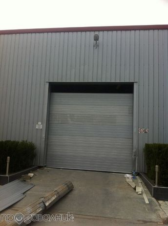 Изработка и сервизно обслужване на гаражни врати