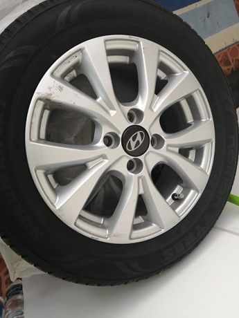 Колеса R15 диски шины