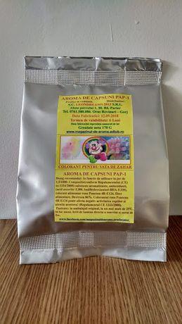 Colorant cu aroma de capsuni pentru vata de zahar