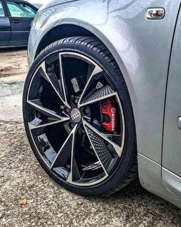 "Джанти 19 "" цола за Ауди Audi Rs 6 style 5х112 чисто нови А3 А4 А6 А8"