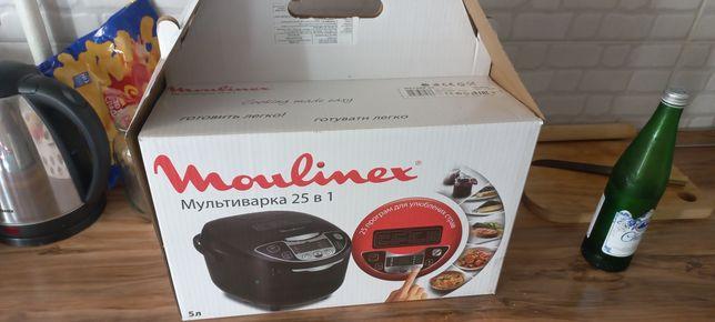 Moulinex 25in1 мультиварка